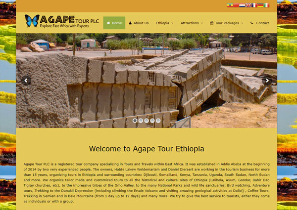 Agape Tour Ethiopia