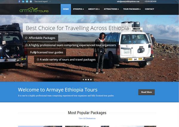 Armaye Ethiopia Tours
