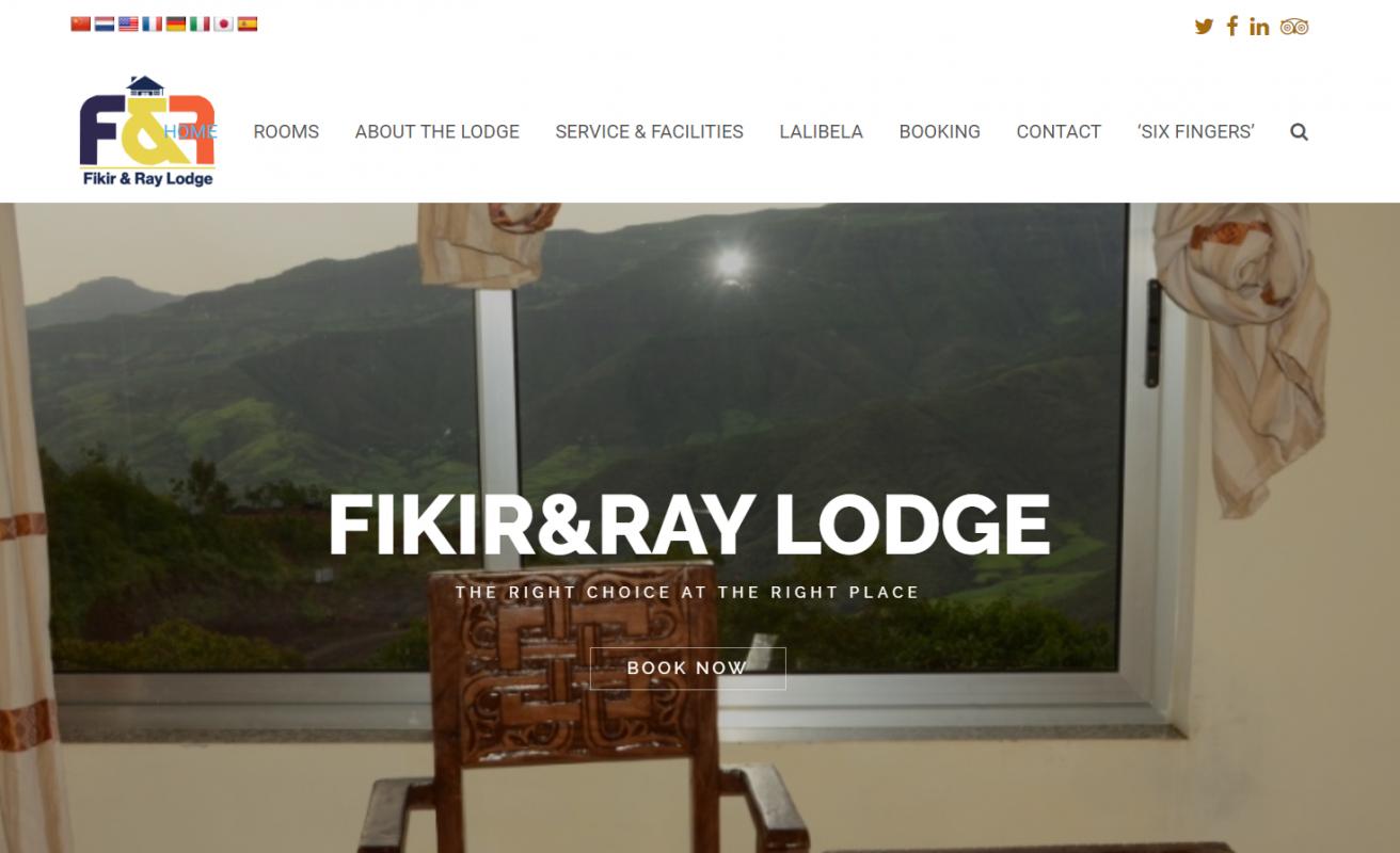 FikirandRay Lodge