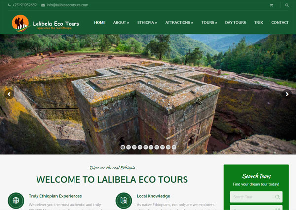 Lalibela Eco Tours